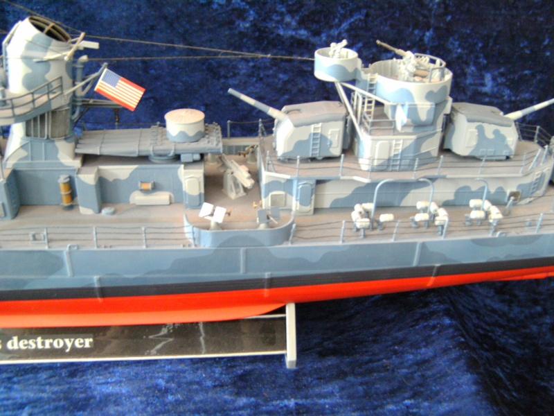 "Zerstörer DD - 445 USS ""Frank Fletcher"" Fletcher- Klasse in 1:144 Pict0047"