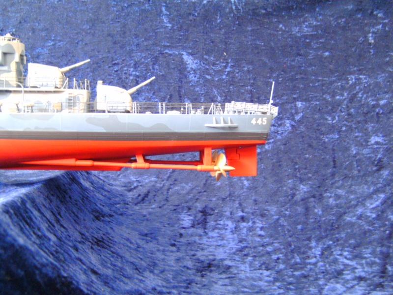 "Zerstörer DD - 445 USS ""Frank Fletcher"" Fletcher- Klasse in 1:144 Pict0048"