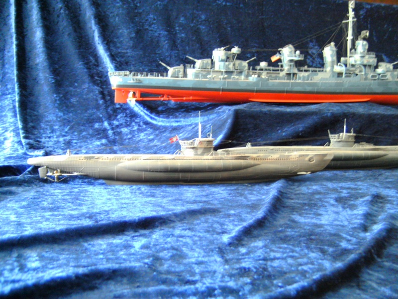 "Zerstörer DD - 445 USS ""Frank Fletcher"" Fletcher- Klasse in 1:144 Pict0049"