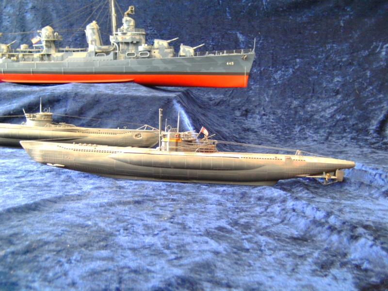"Zerstörer DD - 445 USS ""Frank Fletcher"" Fletcher- Klasse in 1:144 Pict0051"