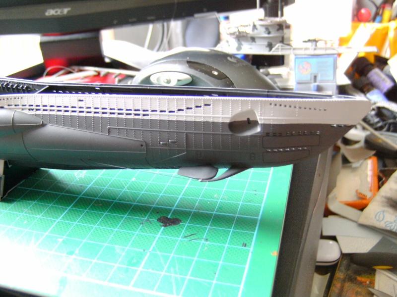 U-Boot Typ VII C 1:144 von Revell Pict0053