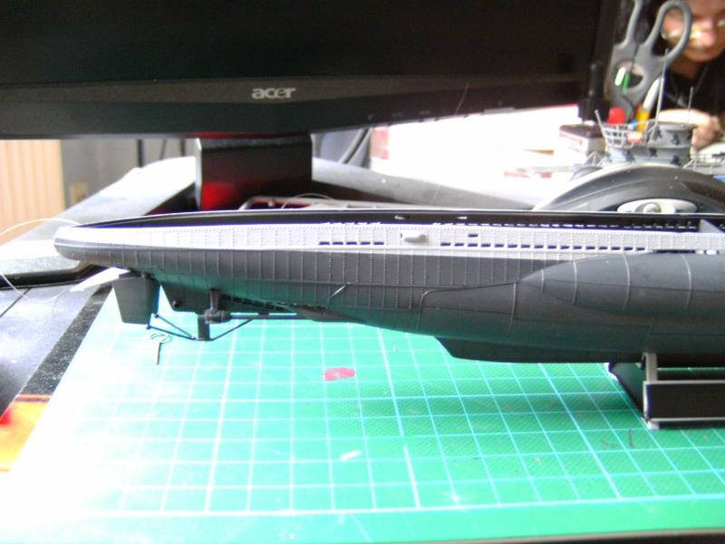 U-Boot Typ VII C 1:144 von Revell Pict0055
