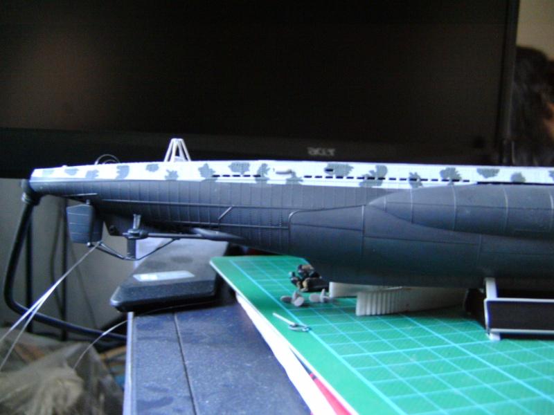 U-Boot Typ VII C 1:144 von Revell Pict0056