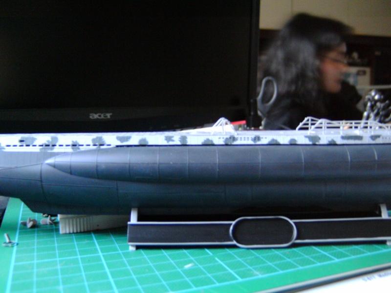U-Boot Typ VII C 1:144 von Revell Pict0057