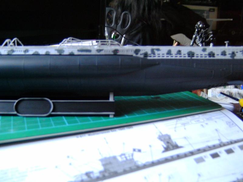 U-Boot Typ VII C 1:144 von Revell Pict0058