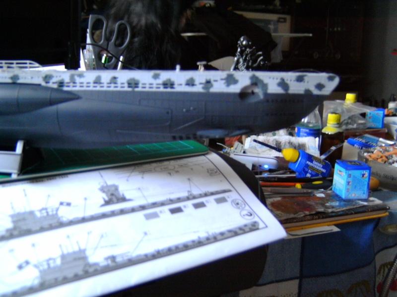 U-Boot Typ VII C 1:144 von Revell Pict0059