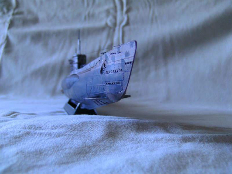 U-Boot Typ VII C U 617 Pict0251