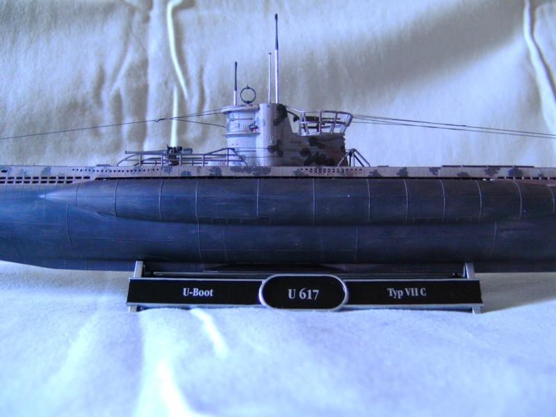 U-Boot Typ VII C U 617 Pict0253