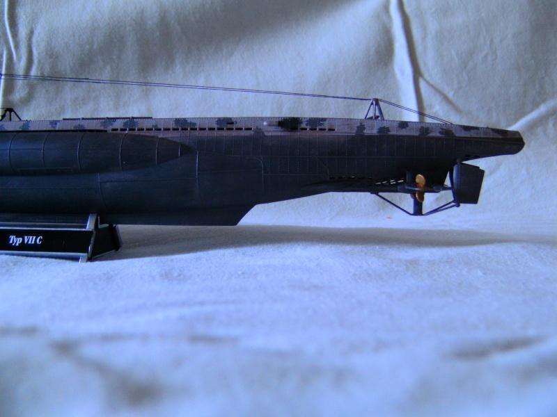 U-Boot Typ VII C U 617 Pict0254