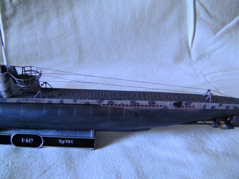 U-Boot Typ VII C U 617 Pict0255