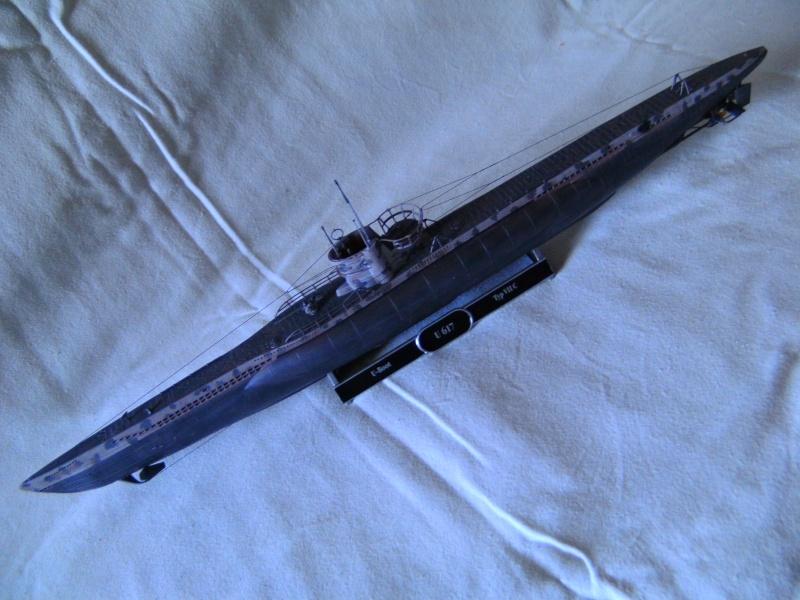U-Boot Typ VII C U 617 Pict0257