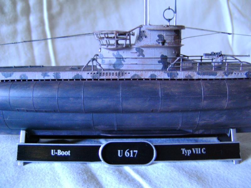 U-Boot Typ VII C U 617 Pict0260