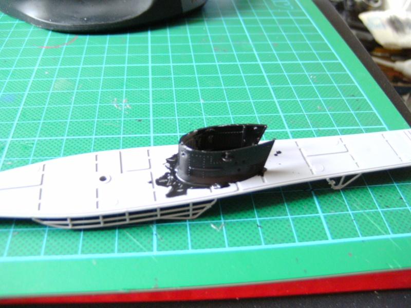 U-Boot Typ VII C 1:144 von Revell Pict2814