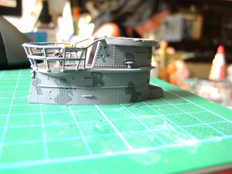U-Boot Typ VII C 1:144 von Revell U-boot52