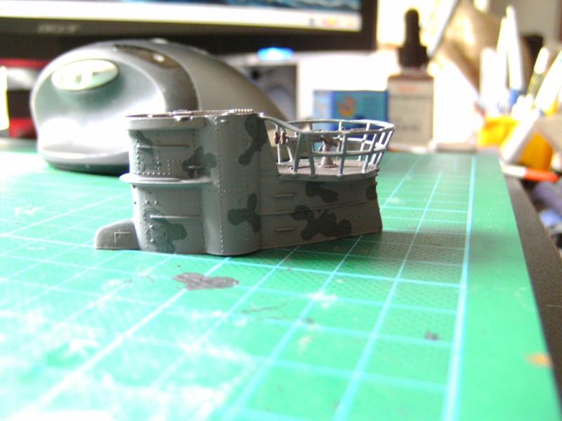 U-Boot Typ VII C 1:144 von Revell U-boot53