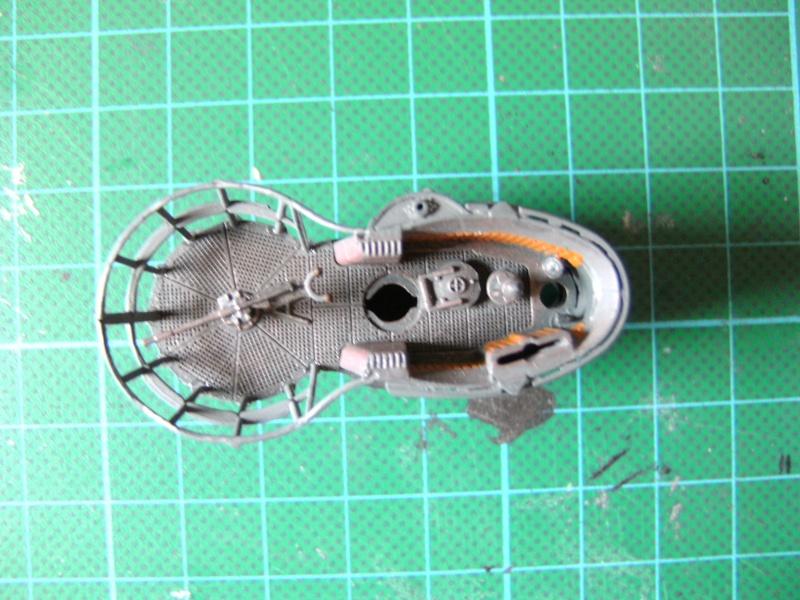 U-Boot Typ VII C 1:144 von Revell U-boot55