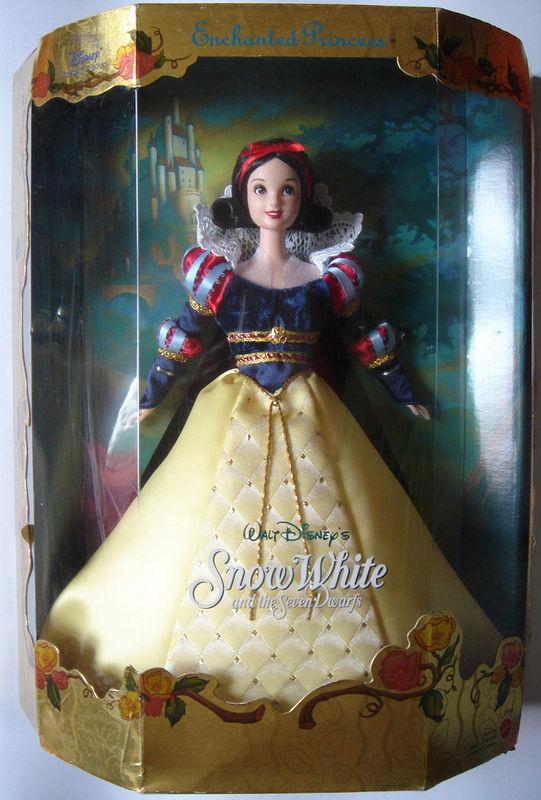 Quand Barbie devient une héroïne Disney... - Page 2 36817910