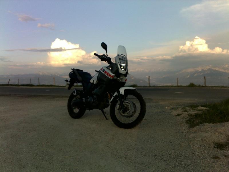 My XT660z 2009 02052011