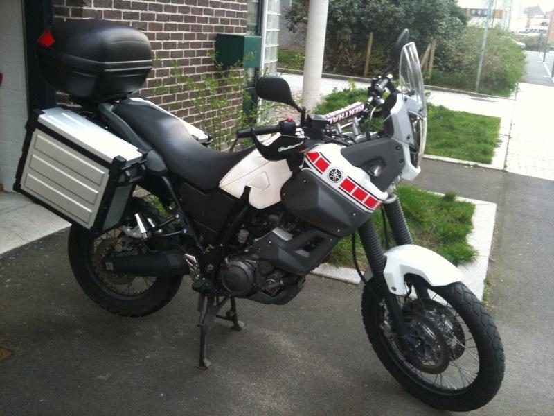 My XT660z 2009 Xtz210