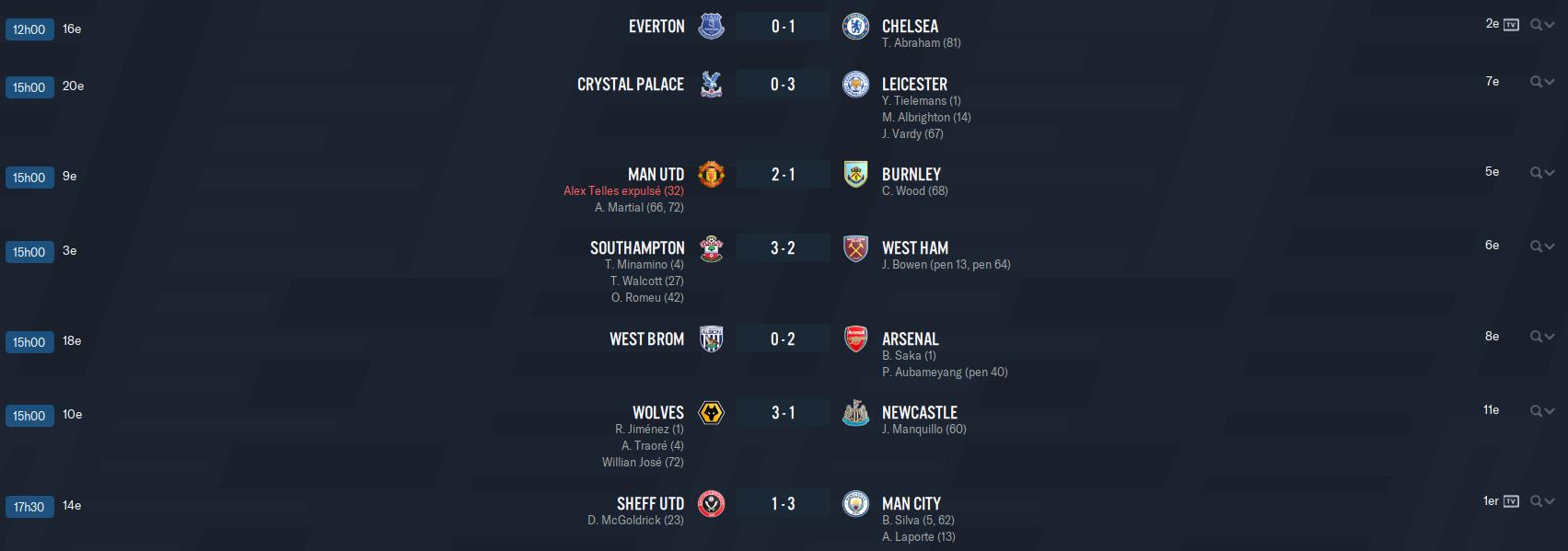 [FM21] Premier League Story | Le destin d'Henry Winter Footb102