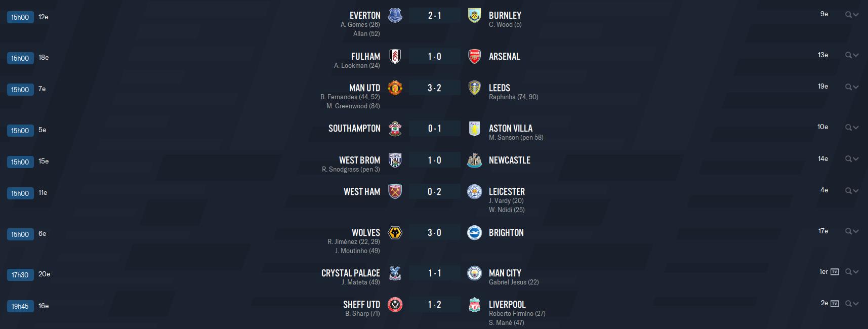 [FM21] Premier League Story | Le destin d'Henry Winter Footb112