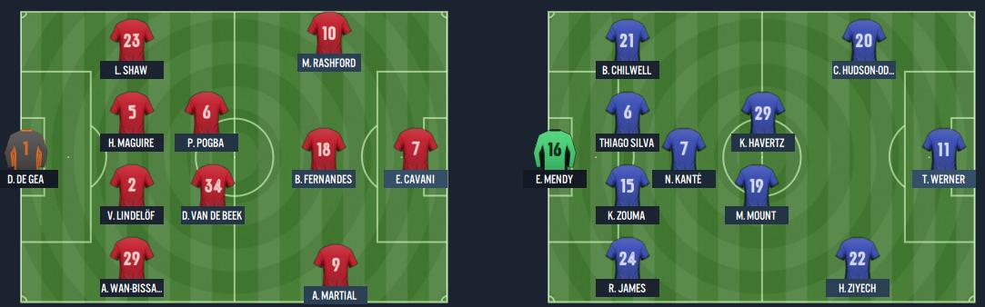 [FM21] Premier League Story | Le destin d'Henry Winter Footba88