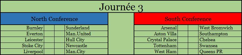 Compositions Journée 3 avant mardi 29/06 18h00   J310