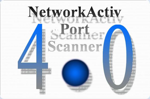 NetworkActiv Port Scanner 4.0 00211