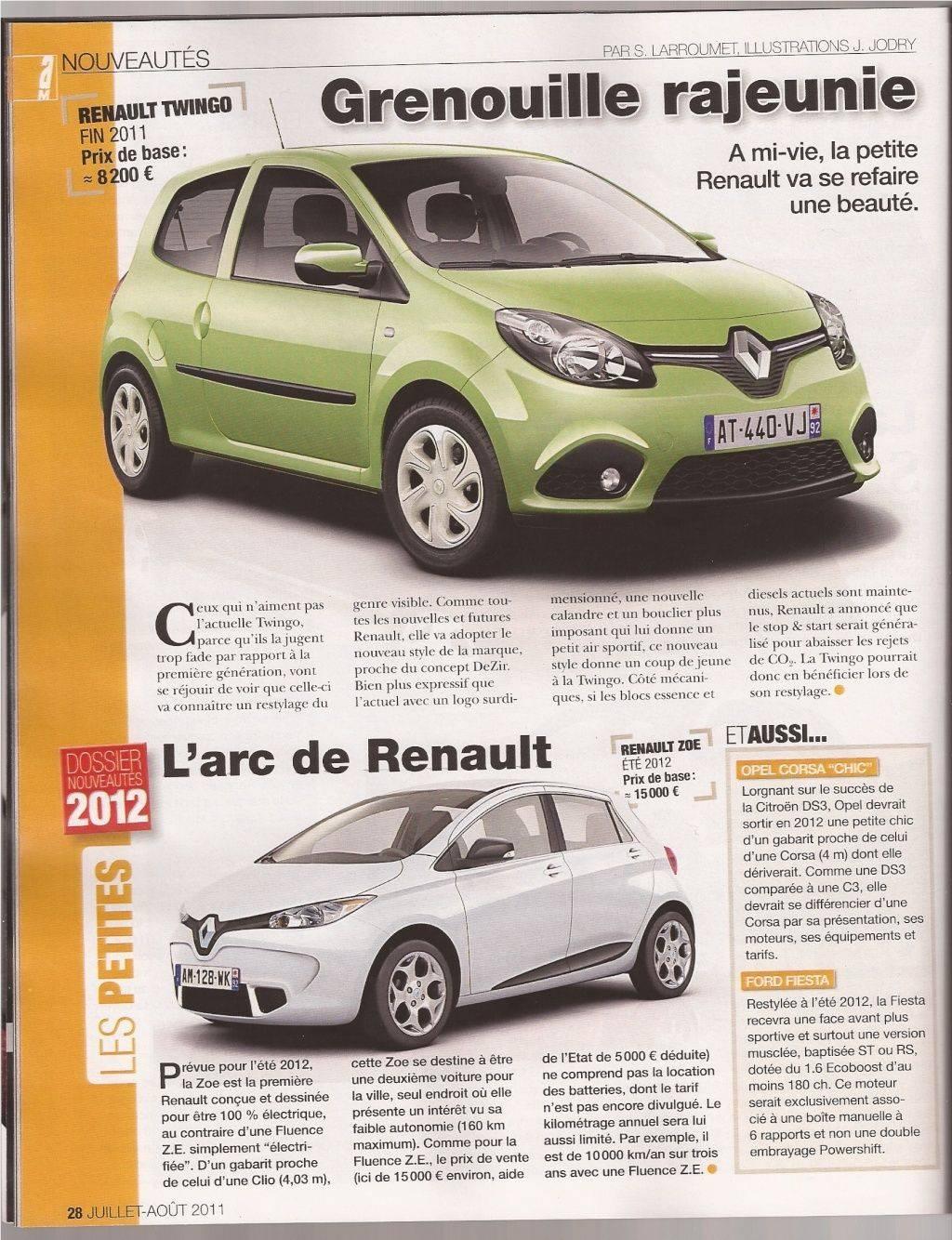 2011 - [Renault] Twingo Restylée - Page 11 B10