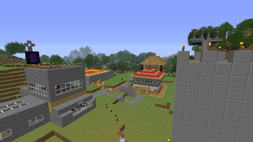 Minecraft Survival Server