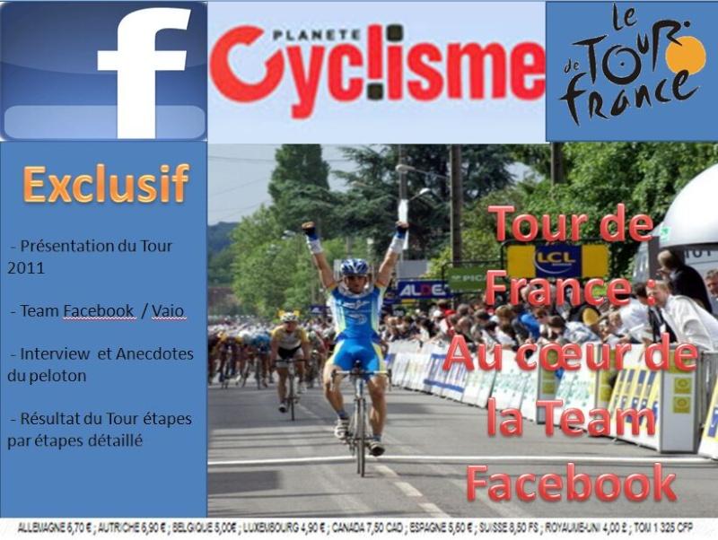 [Story] Tour de France 2011 - Team Facebook/Vaio Capt-210