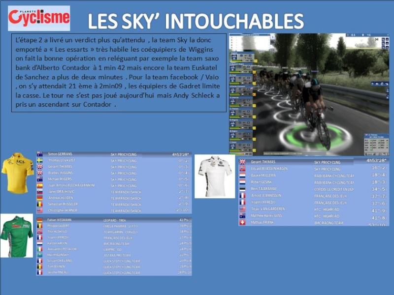 [Story] Tour de France 2011 - Team Facebook/Vaio Etape_11