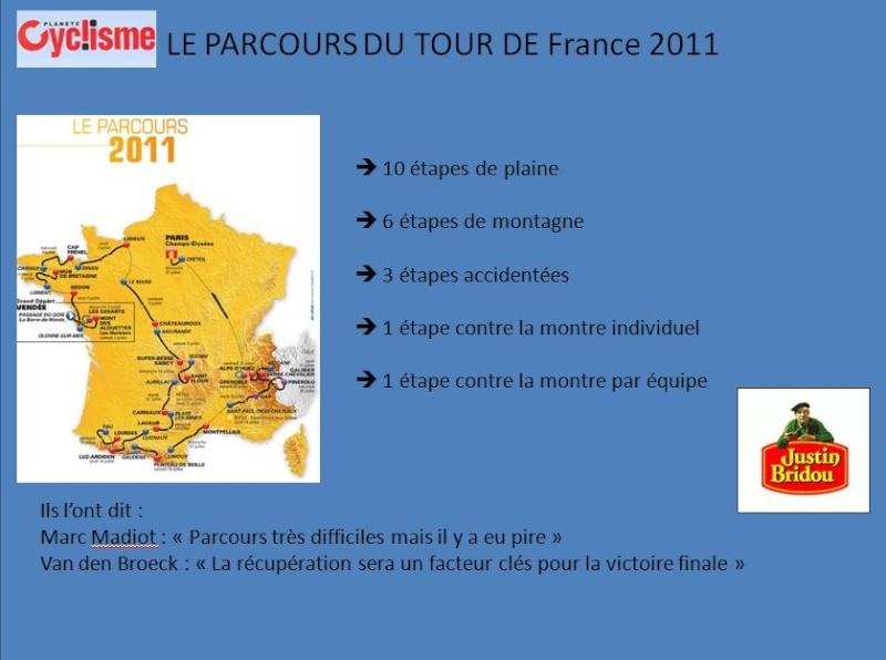 [Story] Tour de France 2011 - Team Facebook/Vaio Le_par10