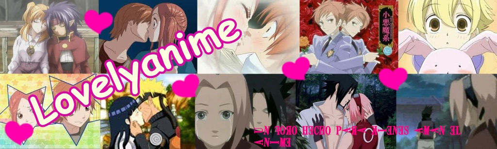 Lovely anime