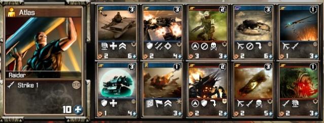 black`n`blue strike deck Ad0110