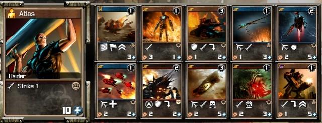 rainbow strike deck Ad0210