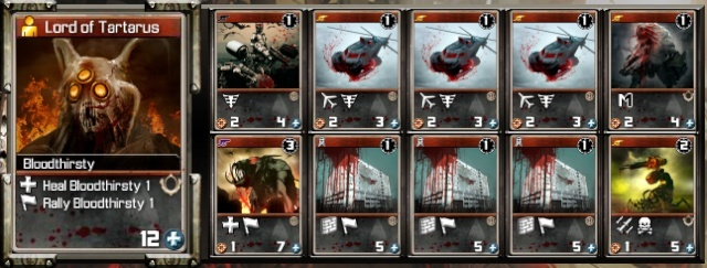 bloodthirsty rally deck Ad0310