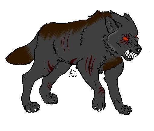 キツネ カラス 牙 (Kitsune Raven Fang) Blooda10