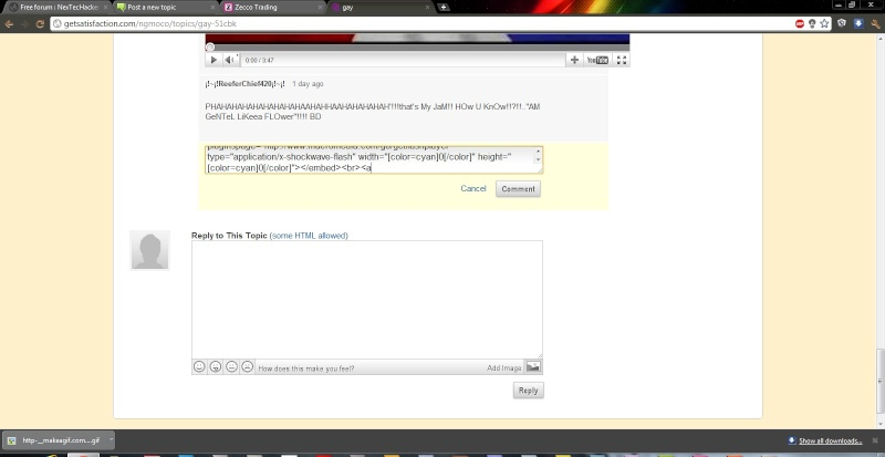 Freeze internet browser and mobile browsers on Html enabled sites  Step210