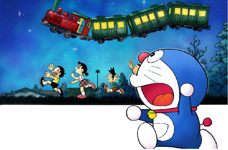 Hội những người thích chế Doraemon