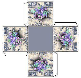 Коробочки, схемы User6111
