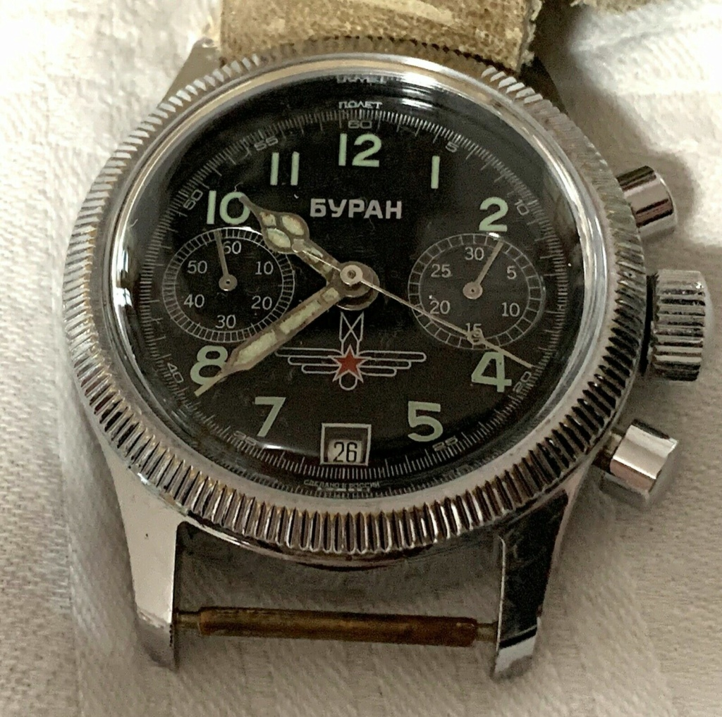 Que lbracelet avec ce chrono? 511