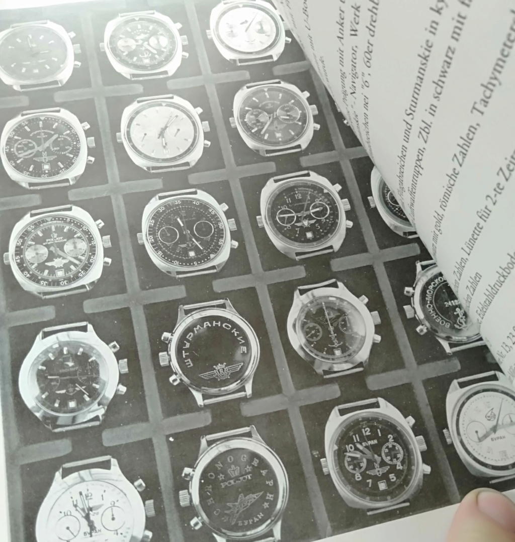 Catalogue montres russes A33
