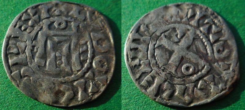 Denier d'Orléans pour Louis VI ... Presse26