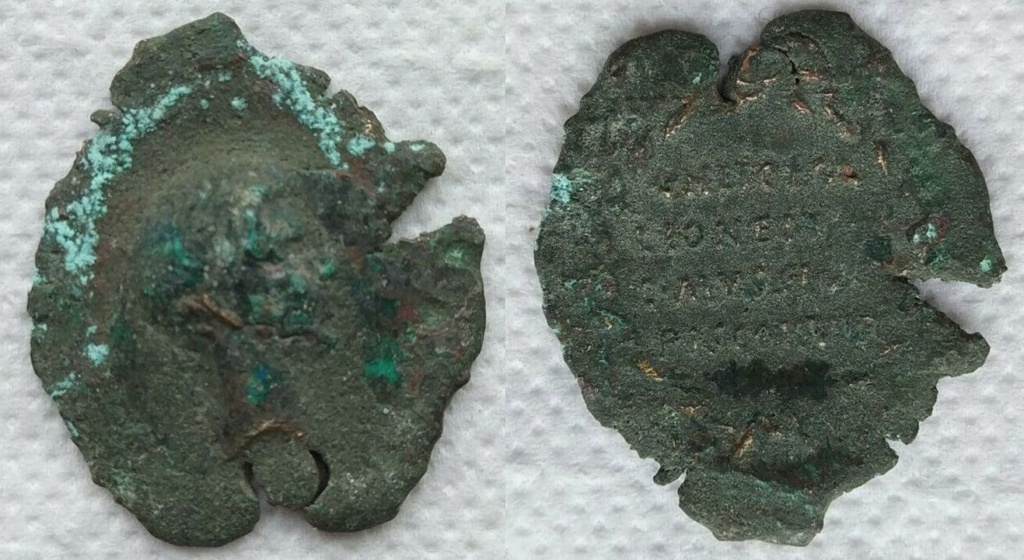 Petit bronze d'Agrippa ... Zefgb10