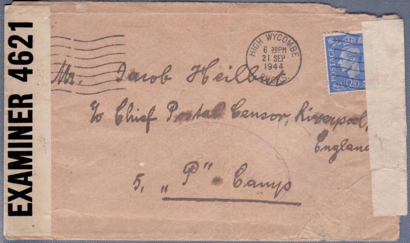 Lettre adressée au Chef de la censure de Liverpool en 1944. _brit_11
