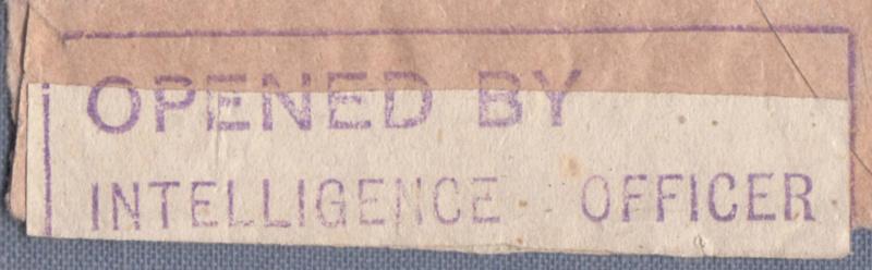 Lettre adressée au Chef de la censure de Liverpool en 1944. _brit_13