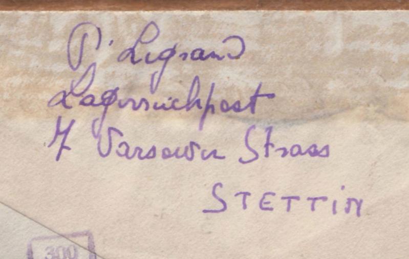 """Cachet type Déesse assisse avec inscription """"MINISTERE DE LA GUERRE / CABINET DU MINISTRE"""" censure de Vichy. _del_617"""