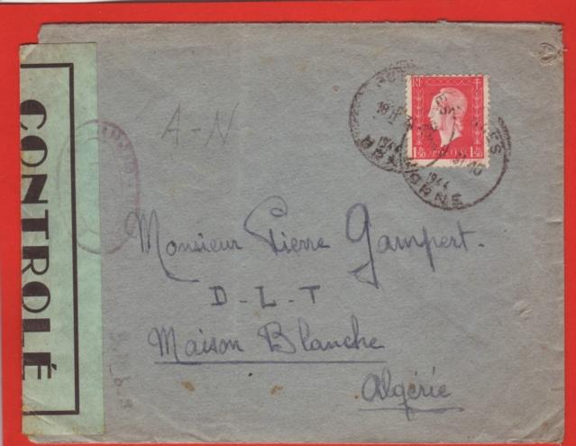 "Cachet ""SAISI"" d'Alençon - A.N Sai_710"
