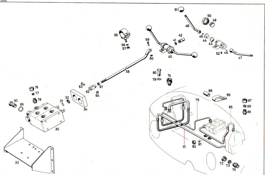 pompe hydraulique 421 Bloc_h10